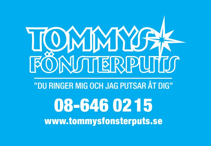 Tommys Fönsterputs